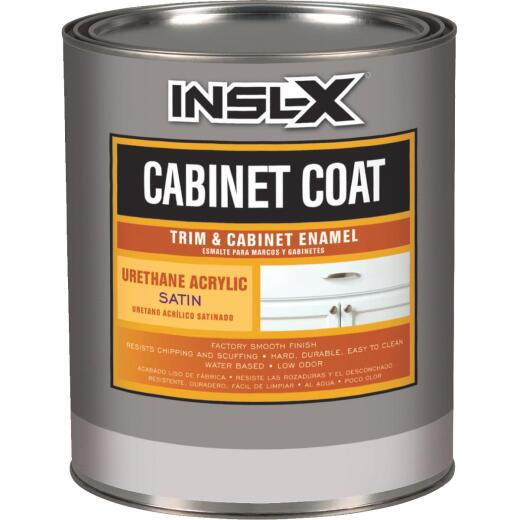 Insl-X 1 Qt. Tint Base 1 Satin Cabinet Coating