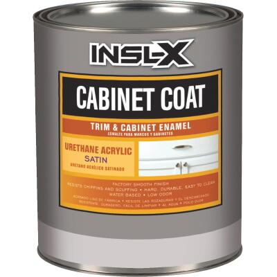 Insl-X 1 Qt. Tint Base 2 Satin Cabinet Coating