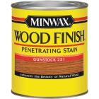 Minwax Wood Finish Penetrating Stain, Gunstock, 1 Qt. Image 1