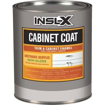 Insl-X 1 Qt. Tint Base 1 Semi-Gloss Cabinet Coating