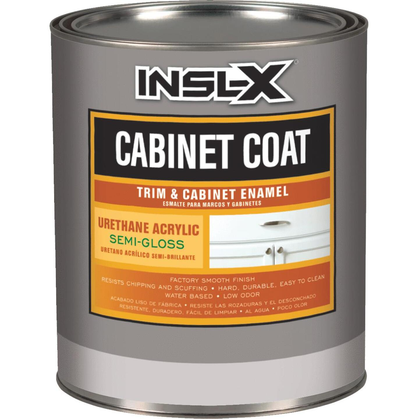 Insl-X 1 Qt. Tint Base 2 Semi-Gloss Cabinet Coating Image 1