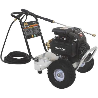 Mi-T-M Work Pro 3000 psi 2.3 GPM Cold Water Gas Pressure Washer