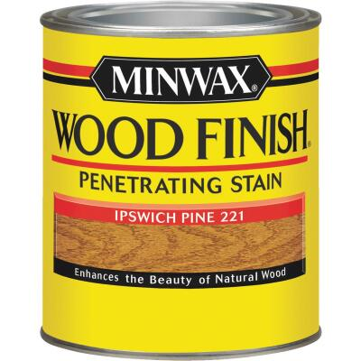 Minwax Wood Finish Penetrating Stain, Ipswich Pine, 1 Qt.