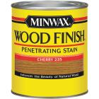 Minwax Wood Finish Penetrating Stain, Cherry, 1 Qt. Image 1