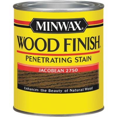 Minwax Wood Finish Penetrating Stain, Jacobean, 1 Qt.
