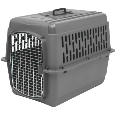 Petmate Aspen Pet 28 In. x 20-1/2 In. x 21-1/2 In. 25 to 30 Lb. Medium Porter Pet Carrier