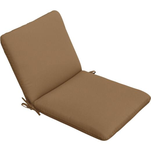 Casual Cushion 19 In. W. x 1.5 In. H. x 36 In. D. Cafe Chair Cushion