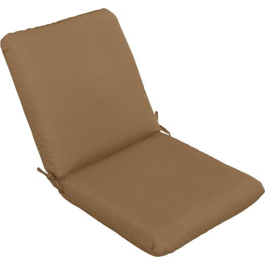 Casual Cushion 23 In. W. x 3.5 In. H. x 44 In. L. Cafe Chair Cushion