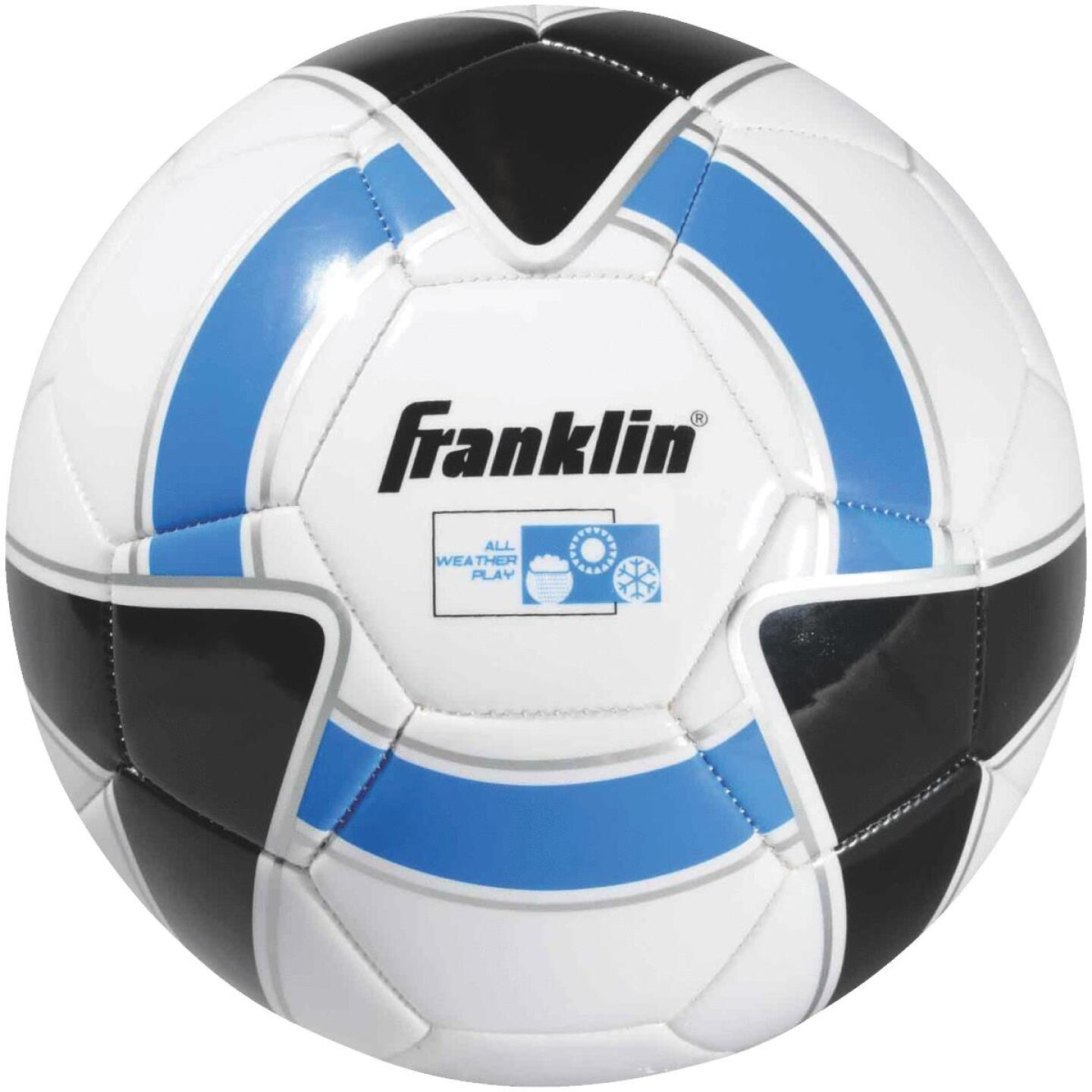 Franklin Size 4 Soccer Ball  Image 1