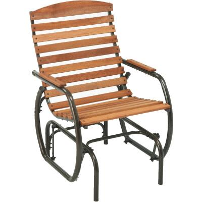 Jack Post Country Garden Bronze Hi-Back Glider
