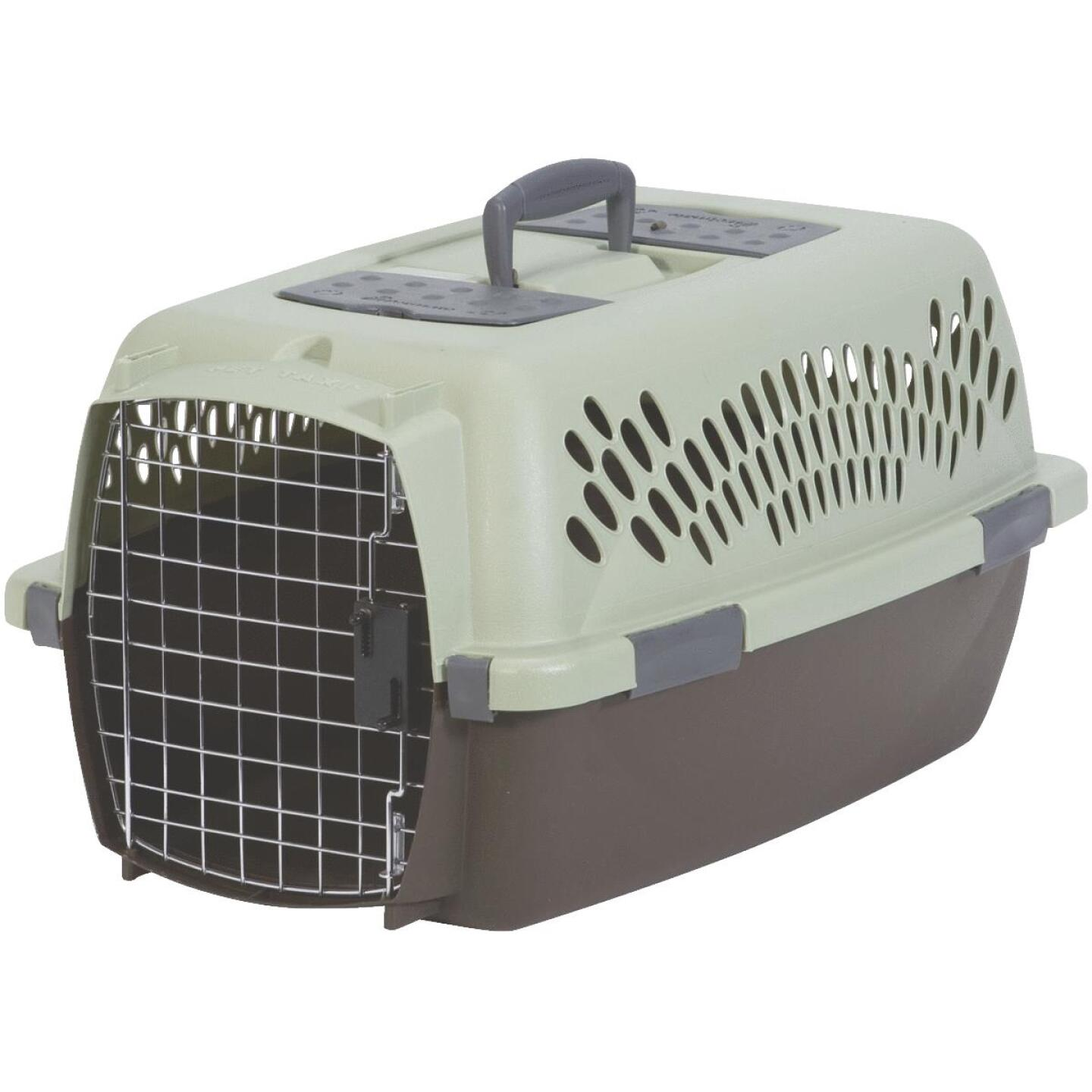Petmate Aspen Pet 24.1 In. x 16.73 In. x 14.5 In. 15 to 20 Lb. Intermediate Fashion Pet Porter Image 1
