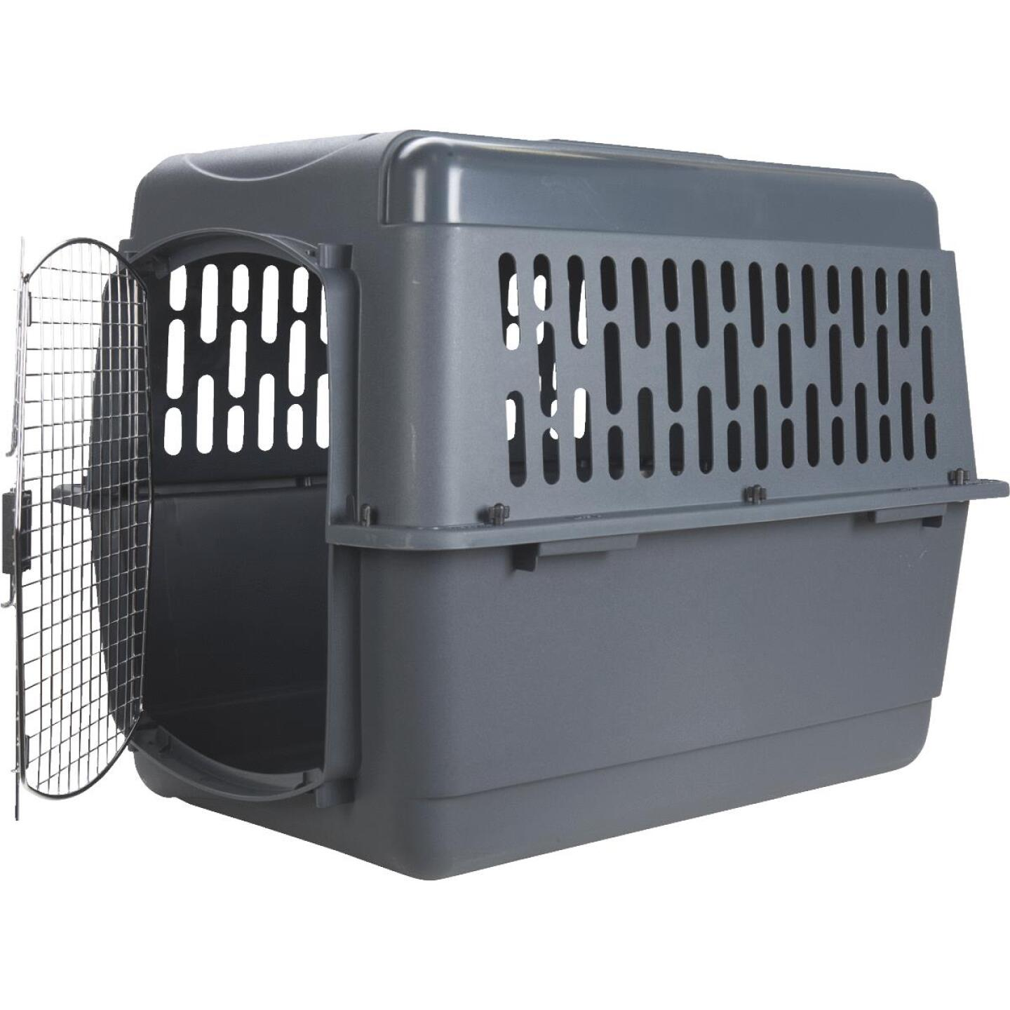 Petmate Aspen Pet 36 In. x 25 In. x 27 In. 50 to 70 Lb. Large Porter Pet Carrier Image 2