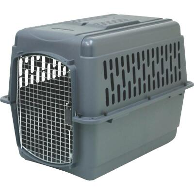 Petmate Aspen Pet 40 In. x 27 In. x 30 In. 70 to 90 Lb. Extra Large Porter Pet Carrier